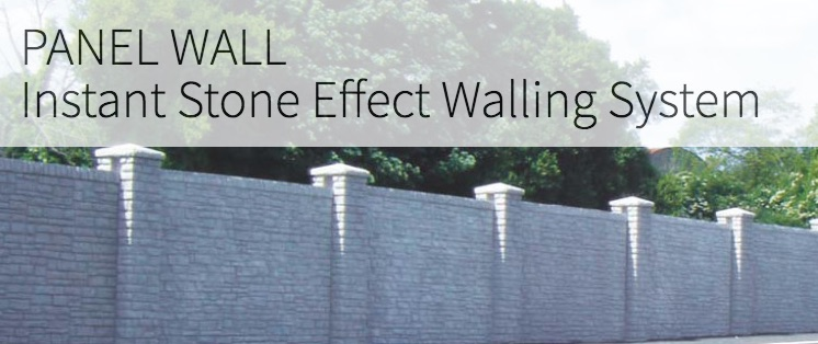 Panel Wall Instant Stone Effect Walling Systems Carlow